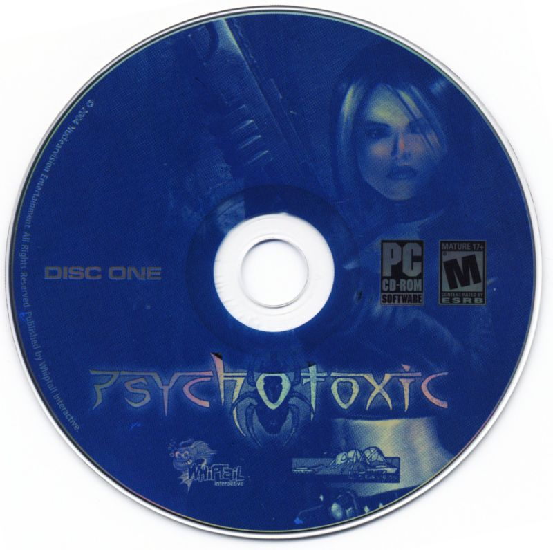 Psychotoxic Windows Media Disc 1