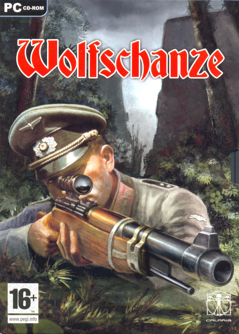 Wolfschanze Windows Front Cover