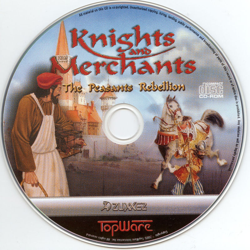 Knights and Merchants: The Peasants Rebellion Windows Media