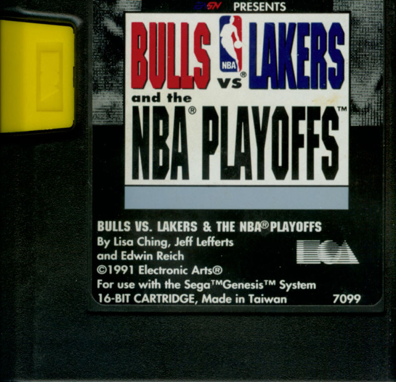 Bulls vs. Lakers and the NBA Playoffs Genesis Media
