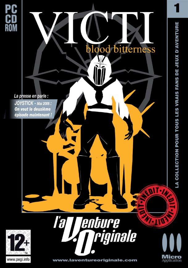 Vigil: Blood Bitterness Windows Front Cover