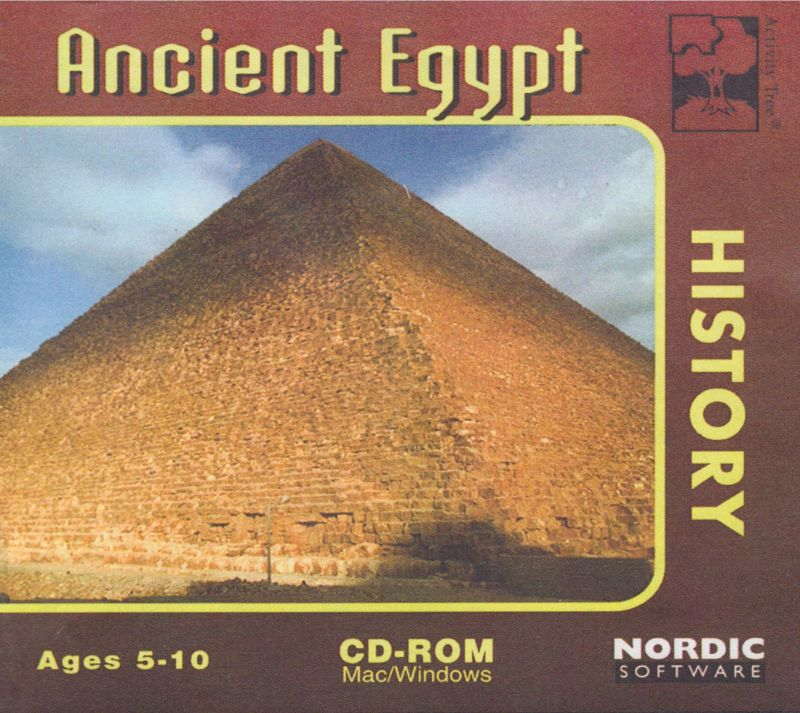 Ancient Egypt Macintosh Front Cover