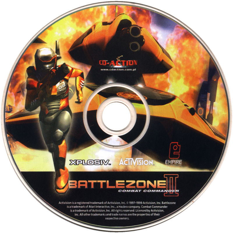 Battlezone II: Combat Commander Windows Media