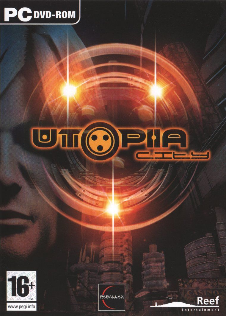 Utopia City Windows Front Cover