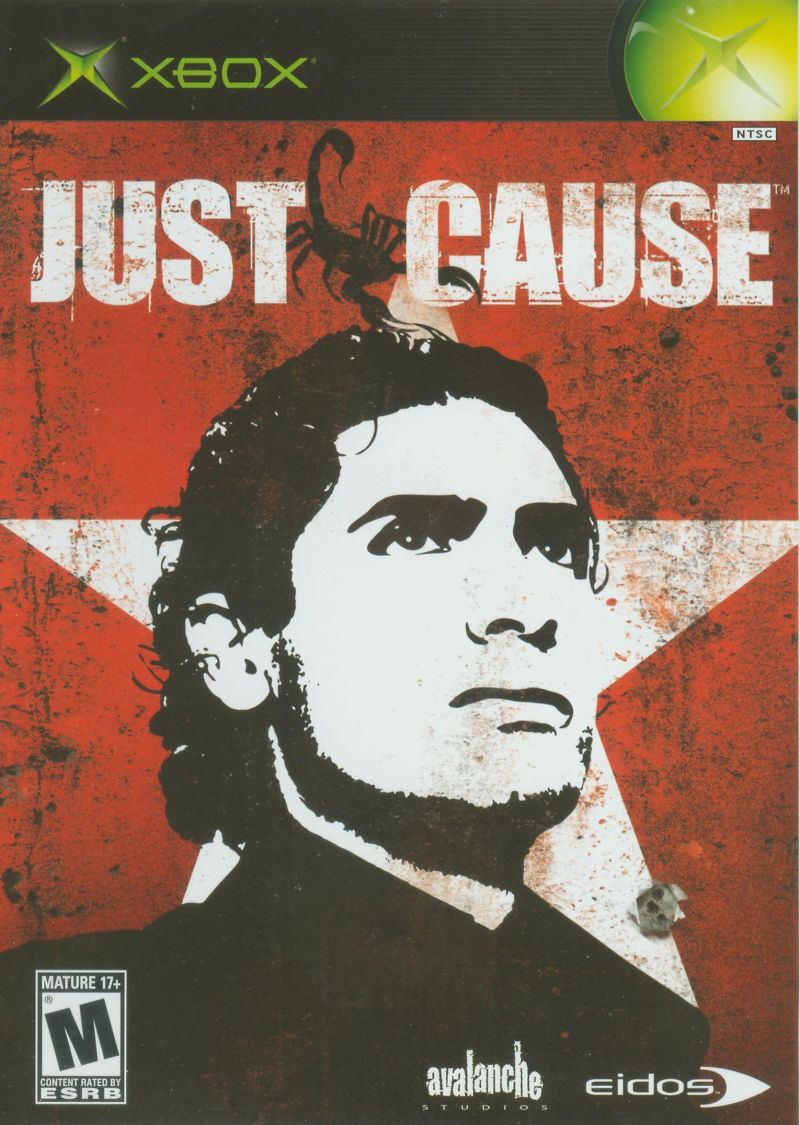 Just Cause For Playstation 2 2006 Mobygames