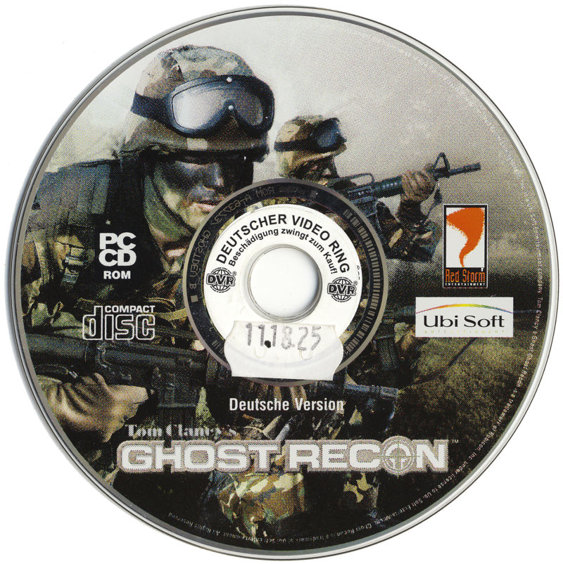 Tom Clancy's Ghost Recon Windows Media