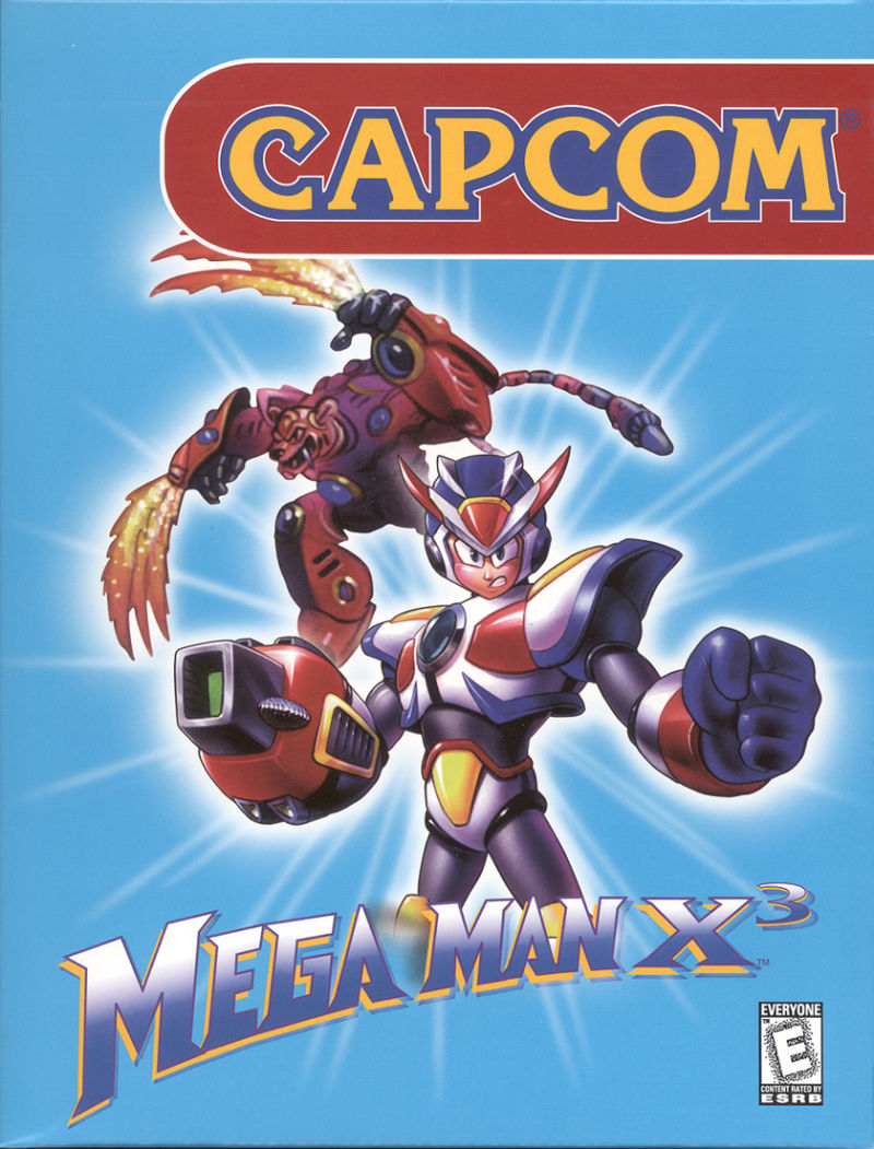 download megaman x4 pc rip
