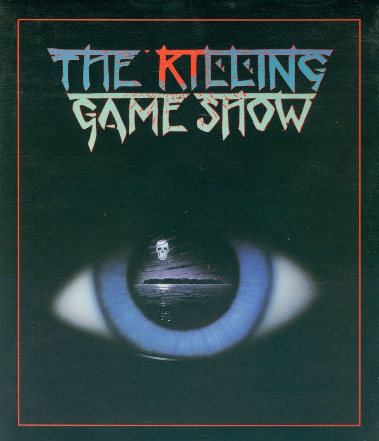 The Killing Game Show Amiga Front Cover