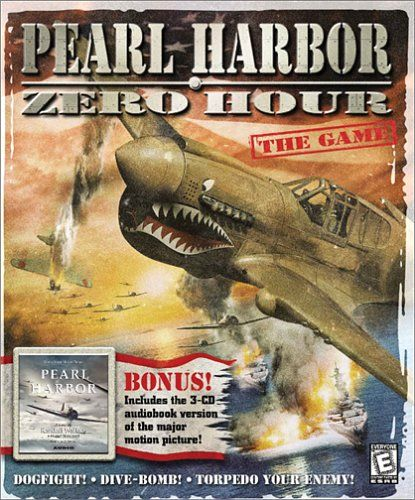 Pearl Harbor: Zero Hour Windows Front Cover