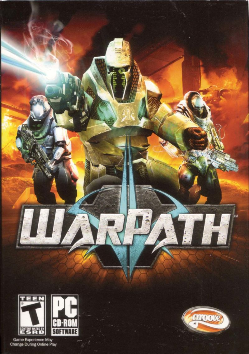 WarPath Windows Front Cover
