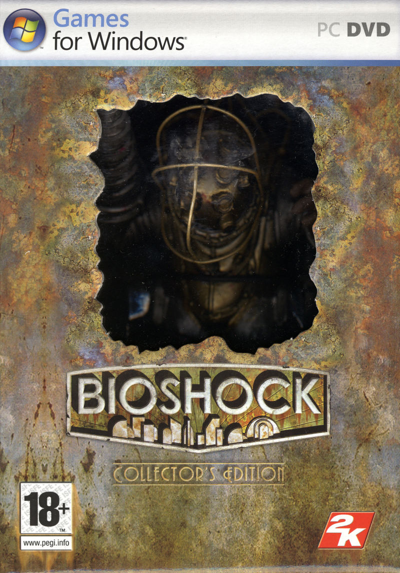 BioShock (Limited Edition) Windows Front Cover