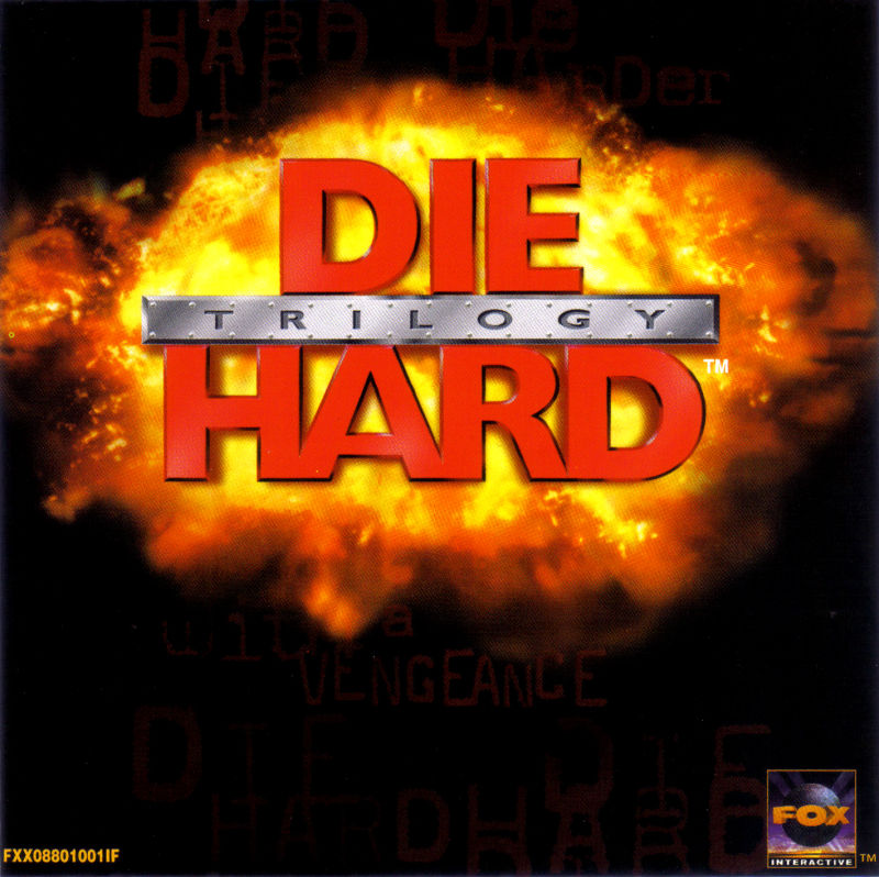 Die Hard Trilogy Windows Other Jewel Case - Front