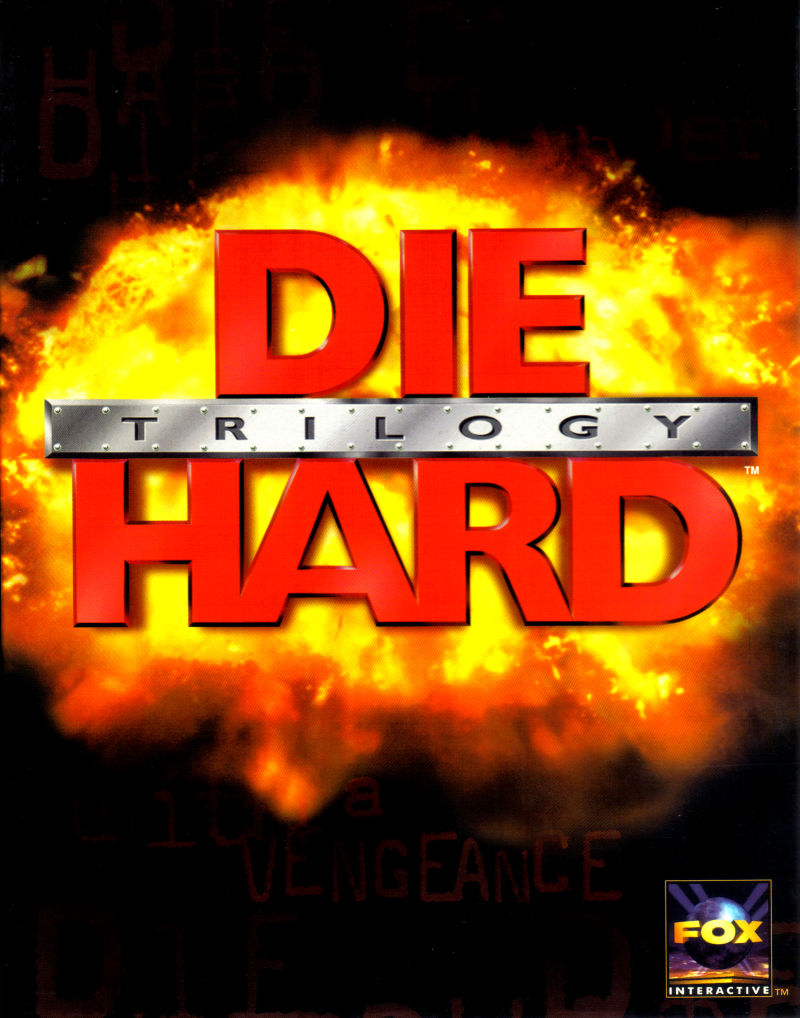 Die Hard Trilogy Windows Front Cover