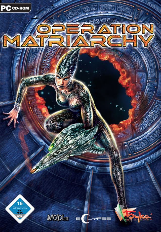 Operation: Matriarchy Windows Front Cover