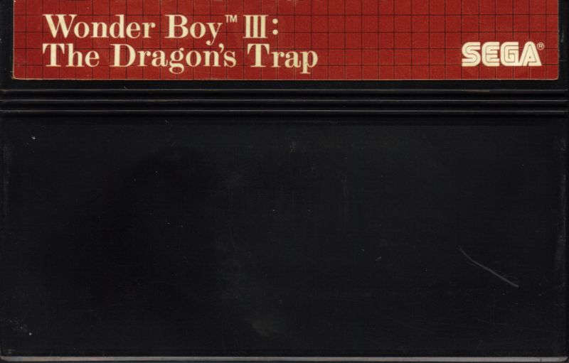 Wonder Boy III: The Dragon's Trap SEGA Master System Media