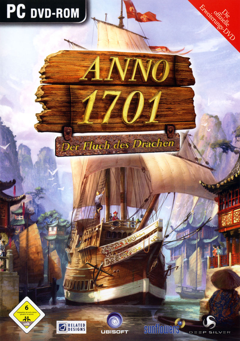 Anno 1701 The Sunken Dragon For Windows 2007 Mobygames
