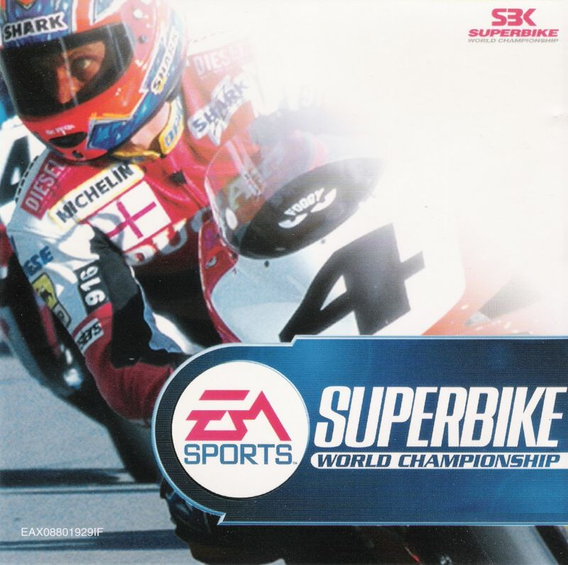 Superbike World Championship Windows Other Jewel Case - Front