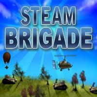 Steam Brigade Windows Front Cover Reflexive Entertainment Release