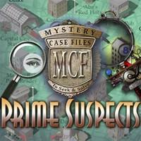 Mystery Case Files: Prime Suspects Windows Front Cover
