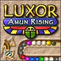 Luxor: Amun Rising Windows Front Cover