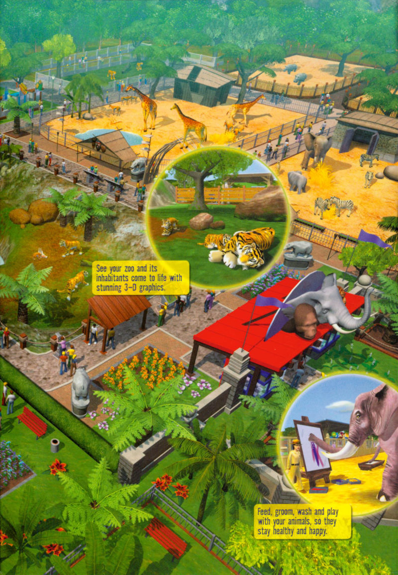 Most Design Ideas Zoo Tycoon 2 Marine Mania Pictures, And