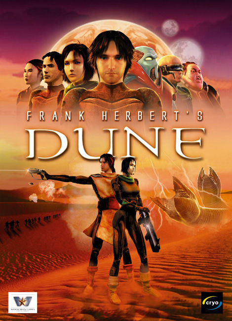 Frank Herbert's Dune Windows Front Cover