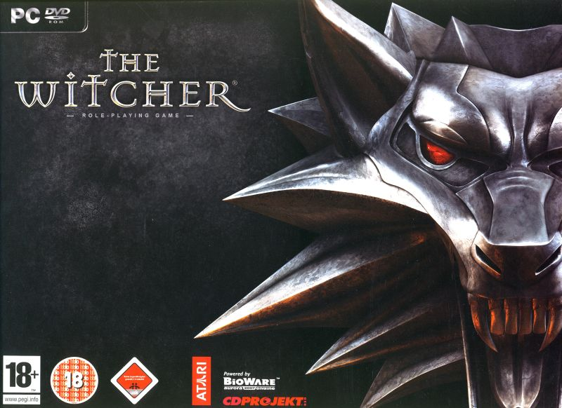 The Witcher (Limited Edition) Windows Front Cover