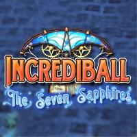 Incrediball: The Seven Sapphires Windows Front Cover
