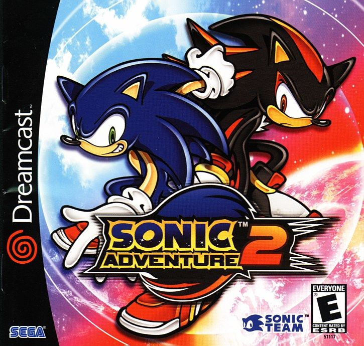 Sonic Adventure 2 for Dreamcast (2001) - MobyGames