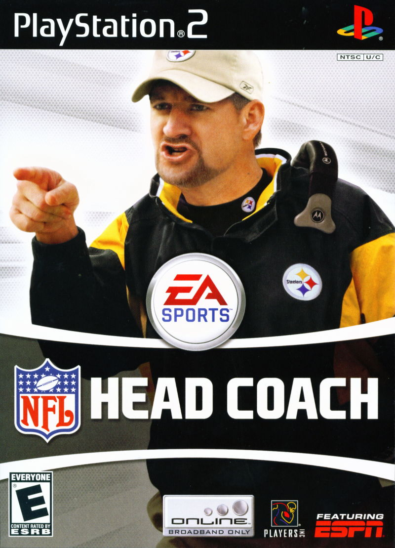 NFL Head Coach for PlayStation 2 (2006) MobyRank - MobyGames