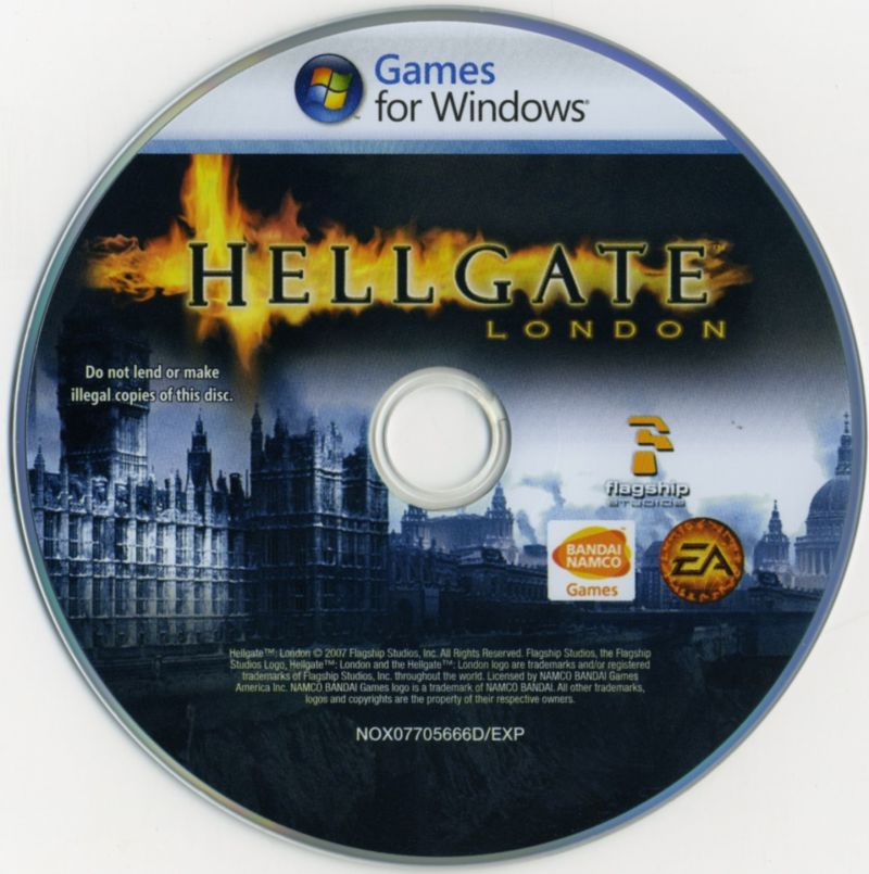 Hellgate: London Windows Media