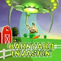 Barnyard Invasion Windows Front Cover