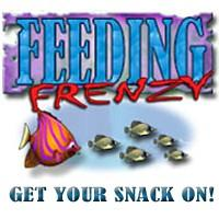 Feeding Frenzy Windows Front Cover