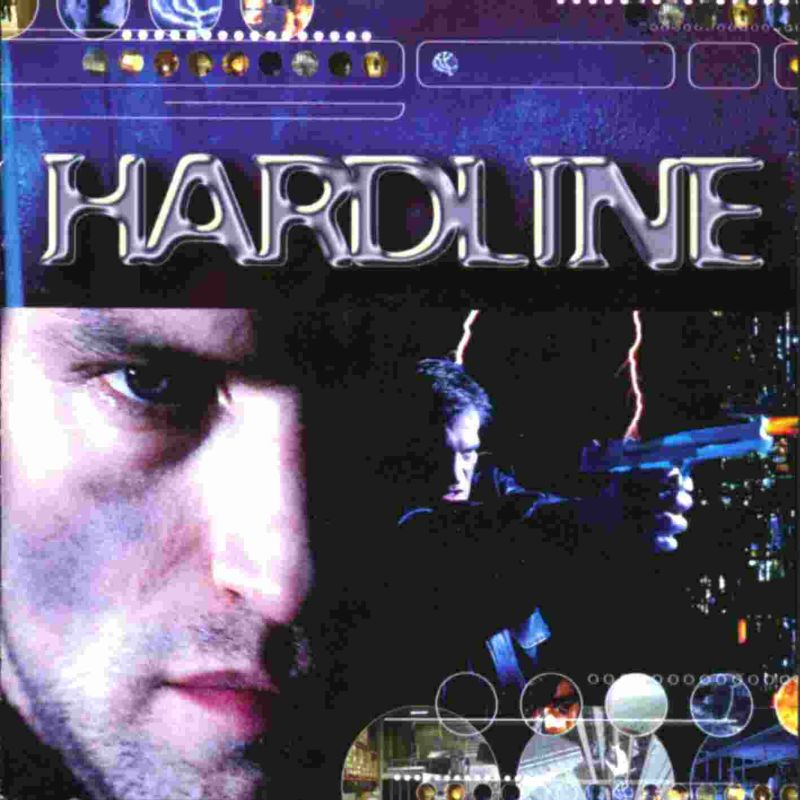 Hardline Windows Front Cover