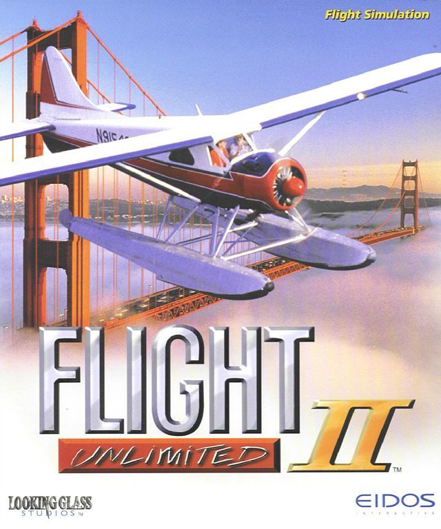 Flight Unlimited II Windows Front Cover