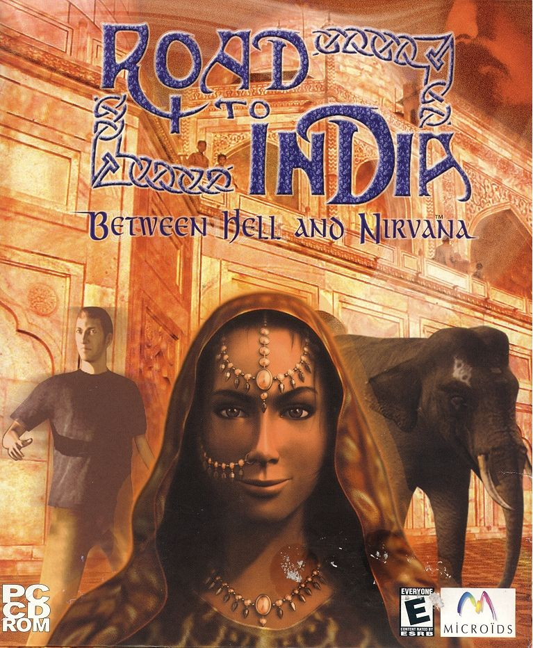 Road to India: Between Hell and Nirvana Windows Front Cover