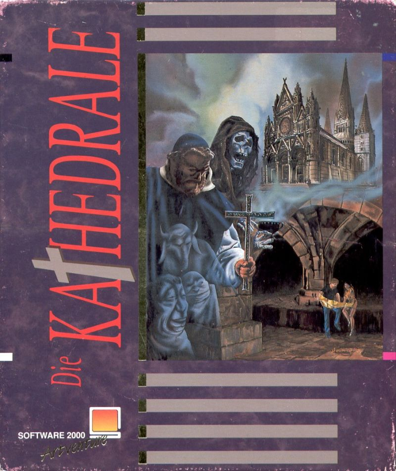 Die Kathedrale DOS Front Cover