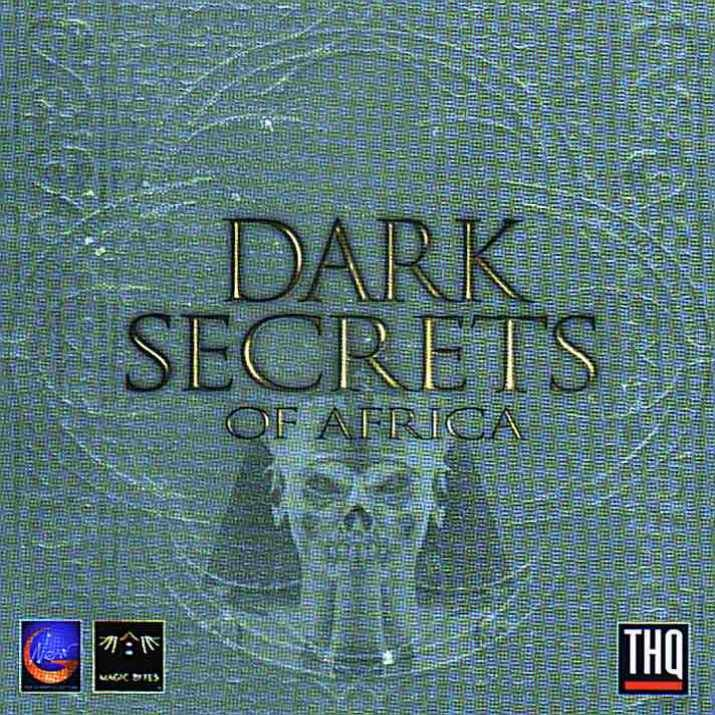 Dark Secrets of Africa Windows Front Cover
