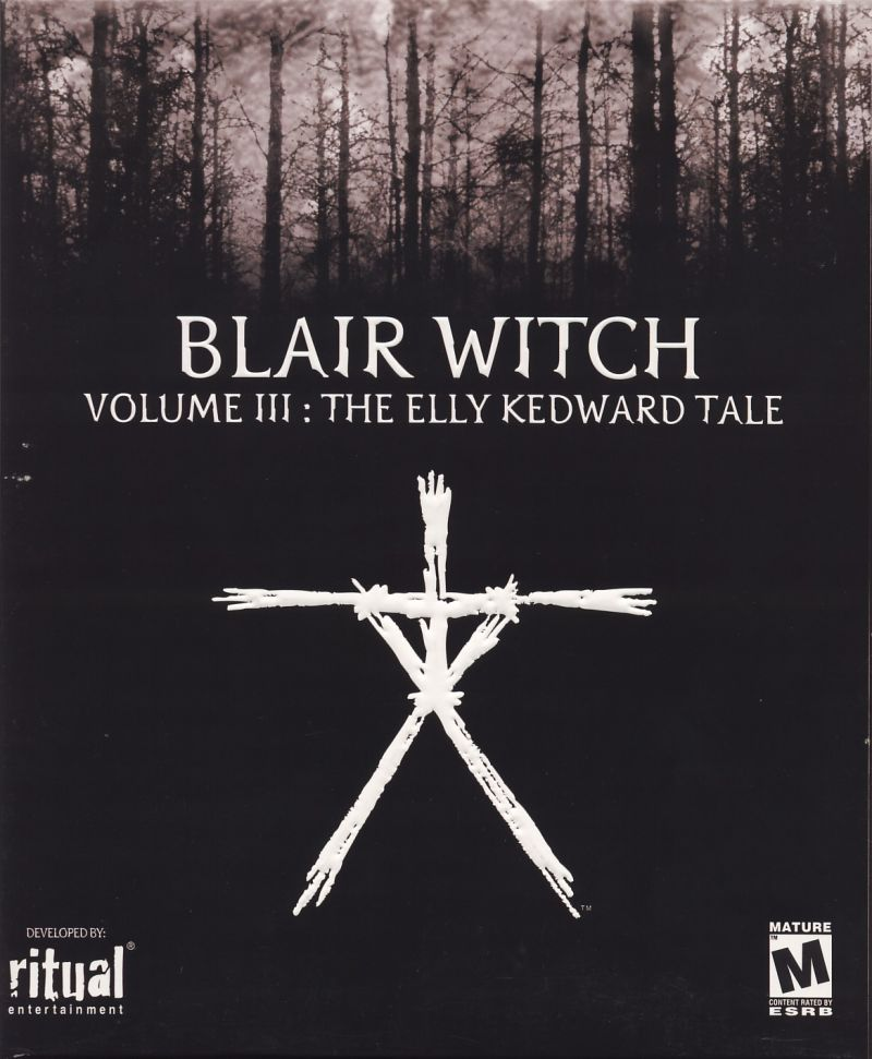 Blair Witch, Volume III: The Elly Kedward Tale Windows Front Cover