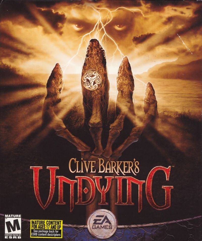 Clive Barker's UNDYING 1021237699-00