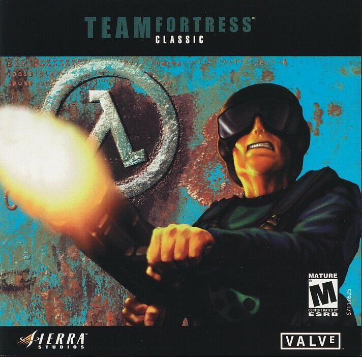 Team Fortress Classic Windows Front Cover