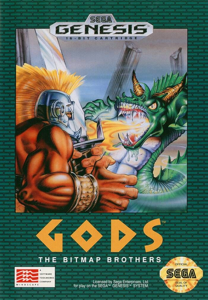 Gods Genesis Front Cover