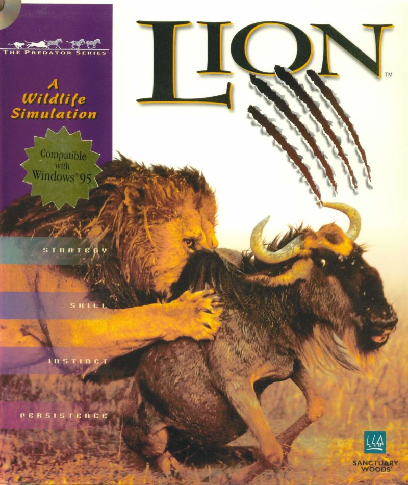 Lion DOS Front Cover