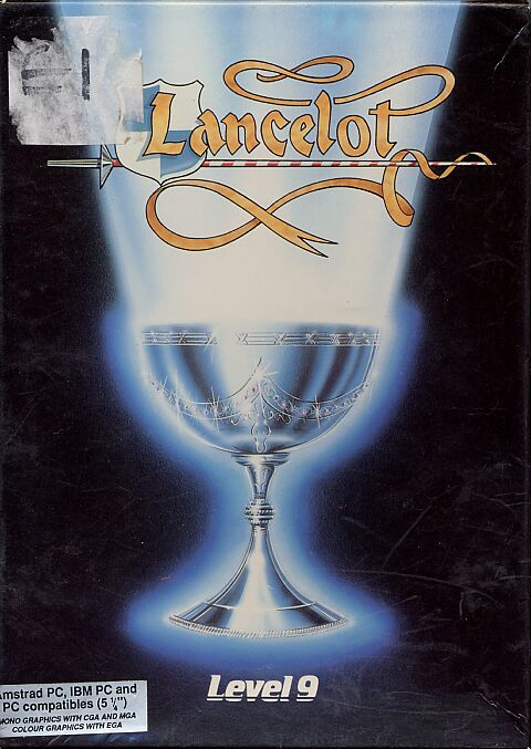 Lancelot DOS Front Cover
