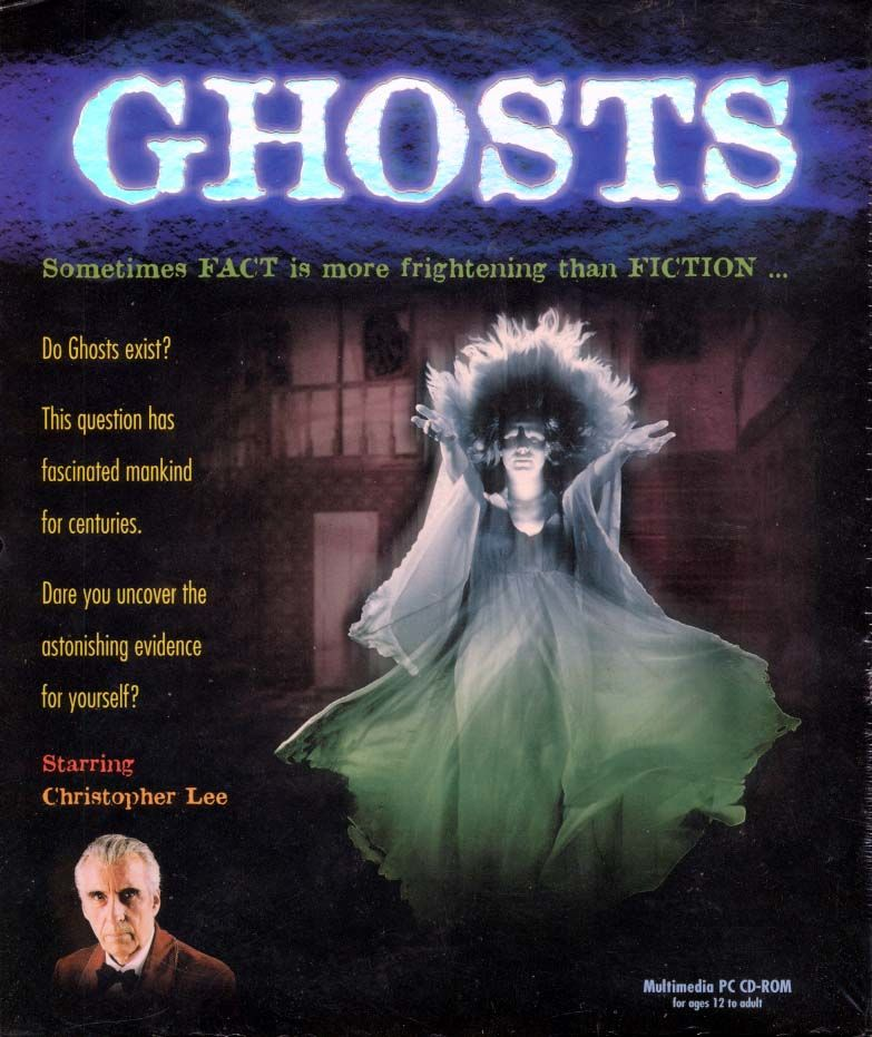 Ghosts Windows Front Cover