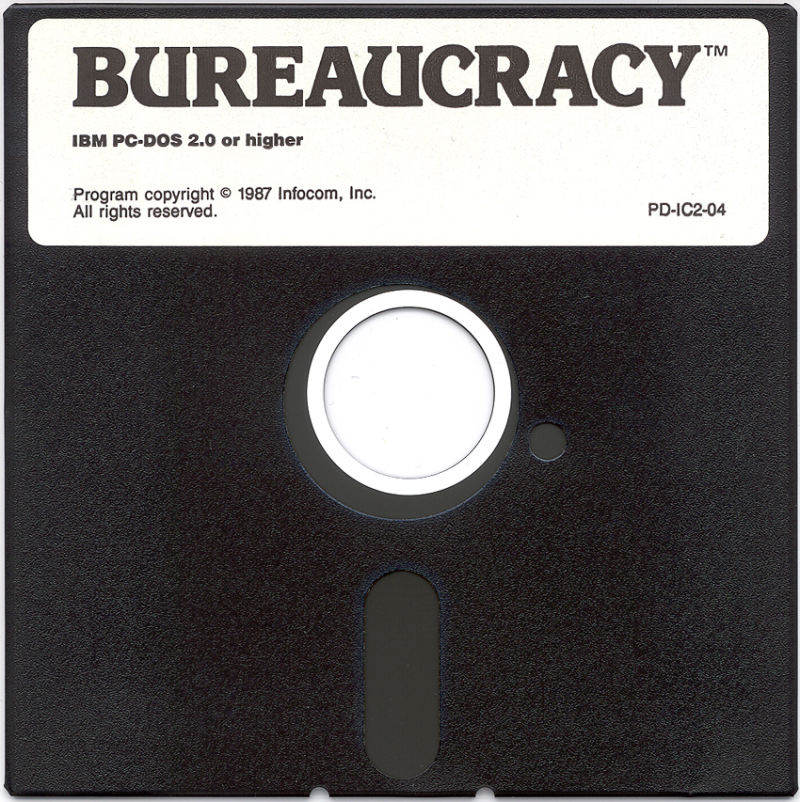 Bureaucracy DOS Media