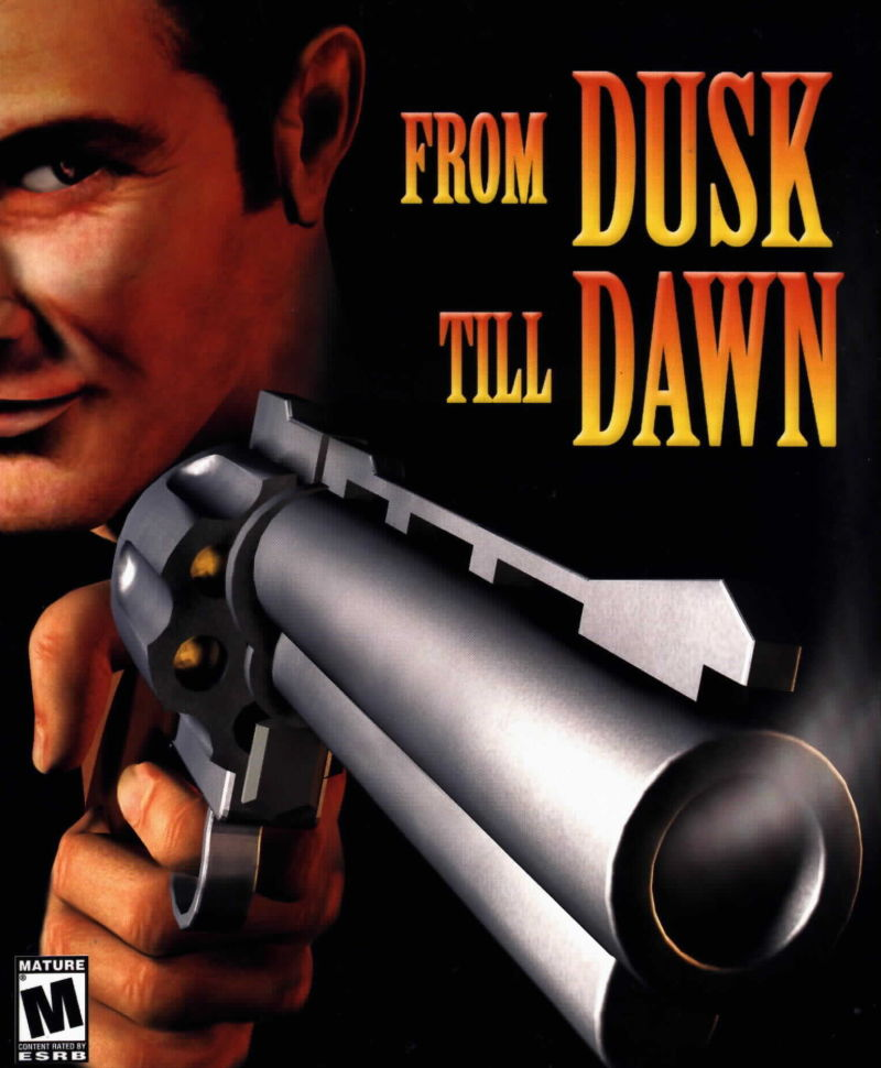 From Dusk Till Dawn Windows Front Cover