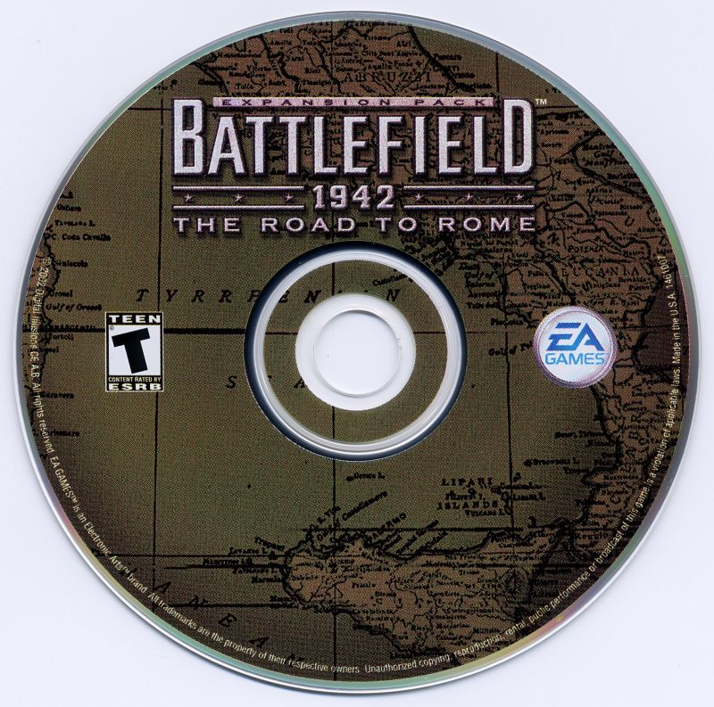 Battlefield 1942: The Road to Rome Windows Media