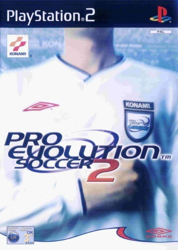 World Soccer: Winning Eleven 6 International PlayStation 2 Front Cover