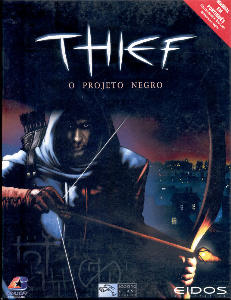 Thief: The Dark Project Windows Front Cover